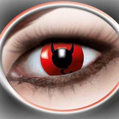 Carnaval lenzen duivel ogen